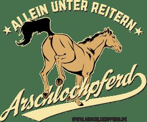 Arschlochpferd