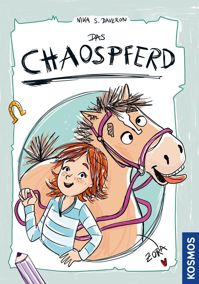 Chaospferd Buch